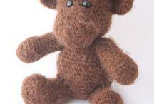 free teddy crochet pattern