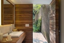 Renovation: Bathroom inspiration / by WeeBirdy