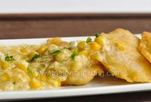 Fish with Sweet Corn Sauce / by Miss Homecook