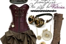 dress (styl Robecca Steam)