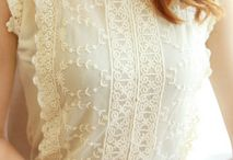 blouse with lace(Alıntı)