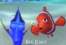 finding nemo/ finding dory