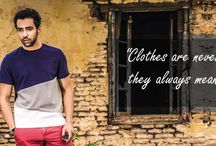 Menswear / Men's Designer T-Shirts, Men's Fashion Wear