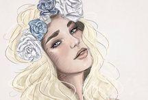 Jenna Paddey art