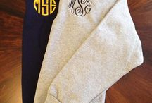 Monogram / by Madison Phillips