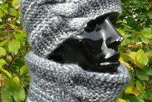 вязание-шапки