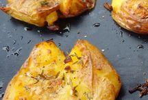 Patatas y Huevos