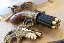 Vintage Weapons