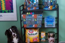 The Organized Pet & Pet Owner / Organizational products and tips for pet owners