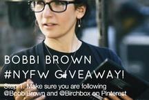 Birchbox Bobbi Brown giveaway  / by Roro Hamwi