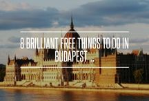 Travel - Budapest
