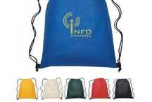 Colorful Drawstring Bags / Your Brand Logo will Reach New Clients within 24 Hours over these Customized Drawstring Bags.  Customized drawstring cinch bags make an affordable gift for most small budget marketers. Get now!
