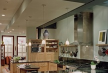 New Home - Kitchen & Dining Room Ideas / by Chelsea Kaminski
