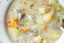 polnische Suppen