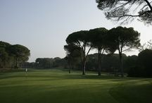 Cornelia Golf Course, Turkey / Paul Jansen was one of the golf architects involved in the project with Faldo Design