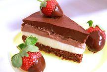 Cheesecakes / Cheesecake i olika varianter