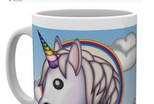 Unicorn merchandise!