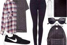campus outfit