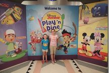 Disney Vacations / by Kristyn