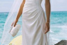 Beach Wedding Dresses / Beautiful, stunning beach wedding dresses! Sexy, elegant, easy, stylish, simple...