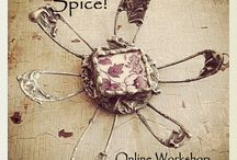 Online workshops and dvd's
