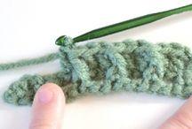 Crochet - easy block pattern
