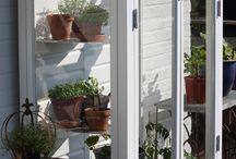skleník na bylinky