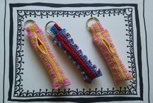 Knitting / Key chain