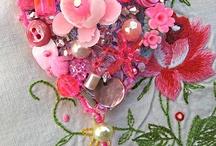 cuore di perline