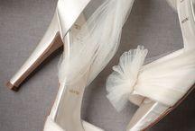 Wedding Pretty Footwear / by Marilise Summers