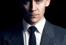 . Tom Hiddleston .