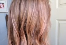 Cabelo De Ouro Rosa