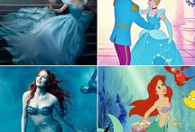 Princesses / Dreams come true