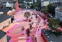 Parques Urbanos
