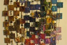 Fabric - art / by Brenda Swader Doggett Cmp