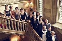 England ITV serie: Downton Abbey / by Maria B_v_G