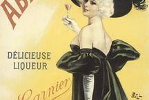 европейский рекламный плакат