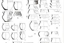 keramika archeologická