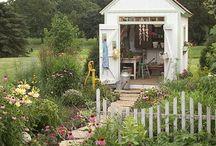 Garden Sheds, Fences & Structures