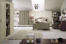 Camerette singole / Design per bambini e camerette a un posto letto.
