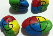 Geocaching / Painted rocks
