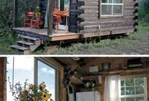 Tiny homes / Living spaces