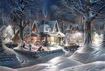 Winter Street Larger (165 pieces)