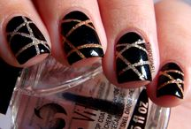 New Years Nail Art / by Tori Braswell
