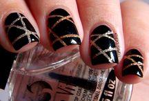 Hybrid nails ideas