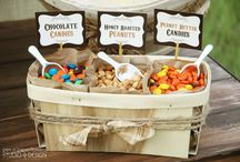 Creative Catering Ideas, Hmm! :-) / by Kristie Scott