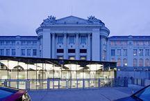 Contemporary Architecture Wien