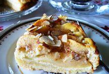 Bavarian desserts