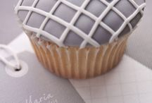 cupcakes / by liz // the outer envelope