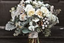 WINTER WEDDING FLOWERS @ Chirpee Flowers by Steph Willoughby / A collection of ideas for your gorgeous Winter Wedding